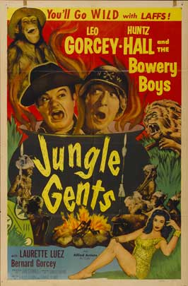 Jungle Gents - 27 x 40 Movie Poster - Style A