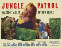 Jungle Patrol - 22 x 28 Movie Poster - Half Sheet Style A