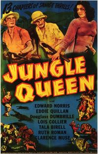 Jungle Queen - 11 x 17 Movie Poster - Style A