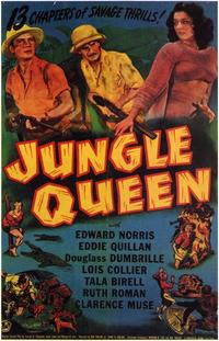 Jungle Queen - 11 x 17 Movie Poster - Style B