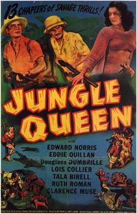 Jungle Queen - 27 x 40 Movie Poster - Style B