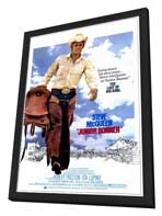 Junior Bonner - 27 x 40 Movie Poster - Style A - in Deluxe Wood Frame