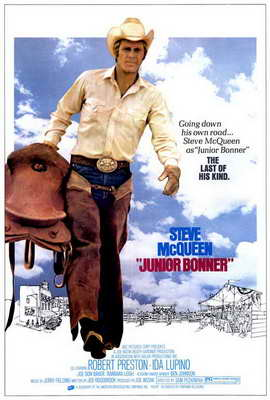 Junior Bonner - 27 x 40 Movie Poster - Style A