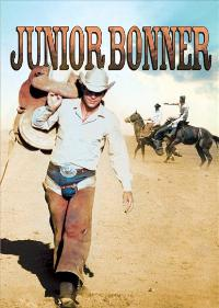 Junior Bonner - 30 x 40 Movie Poster UK - Style A