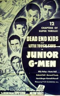 Junior G-Men - 11 x 17 Movie Poster - Style B