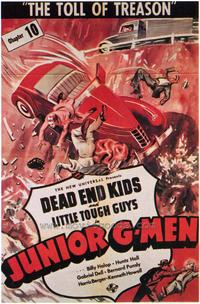 Junior G-Men - 43 x 62 Movie Poster - Bus Shelter Style A