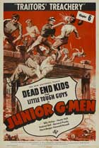 Junior G-Men of the Air - 27 x 40 Movie Poster - Style B