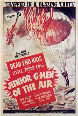 Junior G-Men of the Air - 11 x 17 Movie Poster - Style A