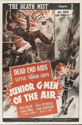 Junior G-Men of the Air - 11 x 17 Movie Poster - Style B