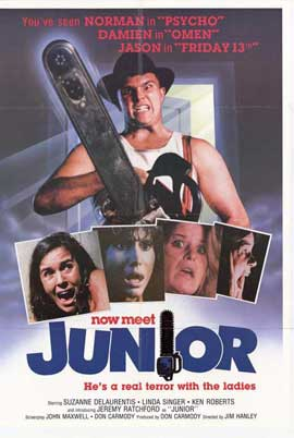 Junior - 11 x 17 Movie Poster - Style A