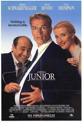 Junior - 11 x 17 Movie Poster - Style B