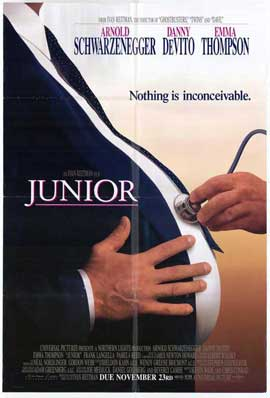 Junior - 27 x 40 Movie Poster - Style A