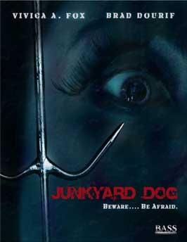 Junkyard Dog - 11 x 17 Movie Poster - Style A