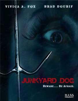 Junkyard Dog - 27 x 40 Movie Poster - Style A