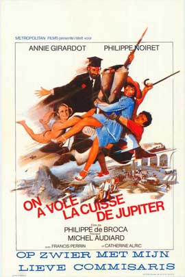 Jupiter's Thigh - 11 x 17 Movie Poster - Belgian Style A