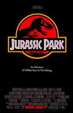Jurassic Park - 11 x 17 Movie Poster - Style A