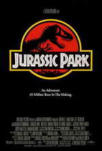 Jurassic Park - 27 x 40 Movie Poster - Style D