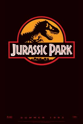 Jurassic Park - 11 x 17 Movie Poster - Style B