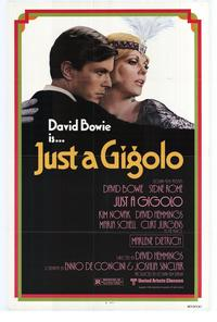 Just a Gigolo - 43 x 62 Movie Poster - Bus Shelter Style A