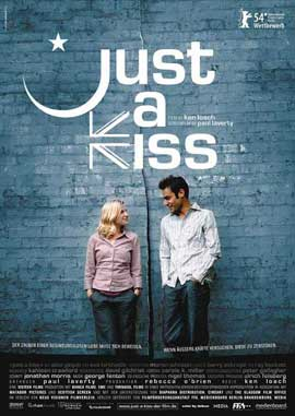 Just a Kiss - 27 x 40 Movie Poster - German Style A