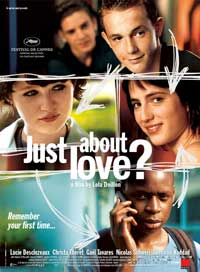 Just About Love? - 11 x 17 Movie Poster - Style A
