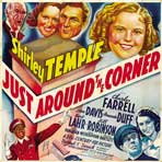 Just Around the Corner - 30 x 30 Movie Poster - Style A