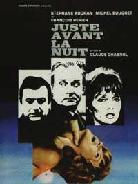 Just Before Nightfall - 11 x 17 Movie Poster - French Style A