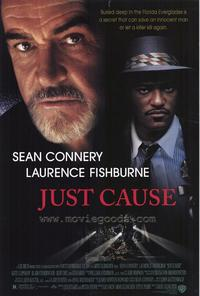 Just Cause - 27 x 40 Movie Poster - Style A