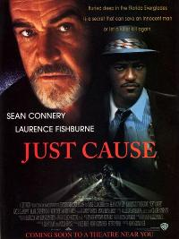 Just Cause - 43 x 62 Movie Poster - Bus Shelter Style A