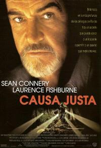 Just Cause - 11 x 17 Movie Poster - Spanish Style A