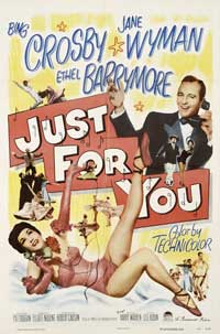 Just for You - 11 x 17 Movie Poster - Style A