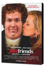 Just Friends - 11 x 17 Movie Poster - Style A - Museum Wrapped Canvas
