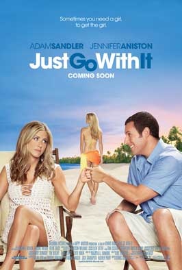 Just Go with It - 11 x 17 Movie Poster - Style B