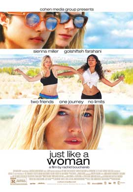 Just Like a Woman - 11 x 17 Movie Poster - Style A
