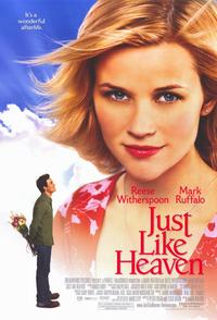 Just Like Heaven - 11 x 17 Movie Poster - Style A