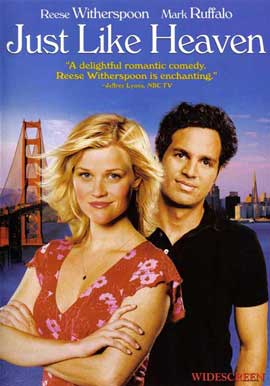 Just Like Heaven - 27 x 40 Movie Poster - Style E