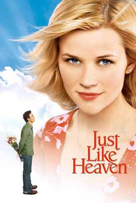 Just Like Heaven - 27 x 40 Movie Poster - Style F