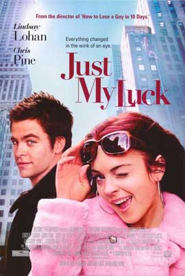 Just My Luck - 27 x 40 Movie Poster - Style A