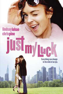 Just My Luck - 27 x 40 Movie Poster - Style B