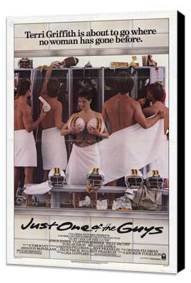 Just One of the Guys - 27 x 40 Movie Poster - Style A - Museum Wrapped Canvas