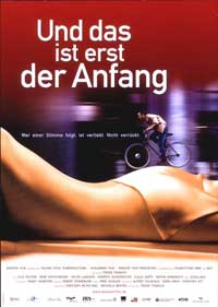 Just the Beginning - 11 x 17 Movie Poster - German Style A