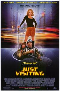Just Visiting - 27 x 40 Movie Poster - Style A