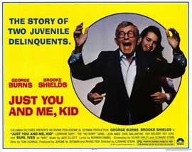 Just You and Me, Kid - 11 x 14 Movie Poster - Style A