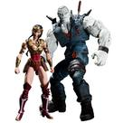 Justice League - Injustice Wonder Woman & Solomon Grundy 3 3/4-Inch Figures