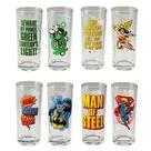 Justice League - Glasses 4-Pack