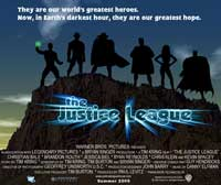 Justice League - 30 x 40 Movie Poster - Style A