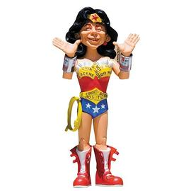 Justice League - Just-Us-League Stupid Heroes Series 2 Wonder Woman Figure