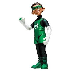 Justice League - Just-Us-League Stupid Heroes Series 2 Green Lantern Figure
