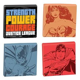 Justice League - Magnet 4-Pack