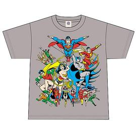 Justice League - DC Originals Assemble T-Shirt